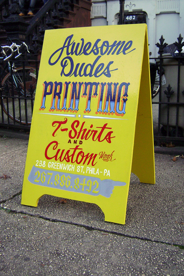 AwesomePrinting Front
