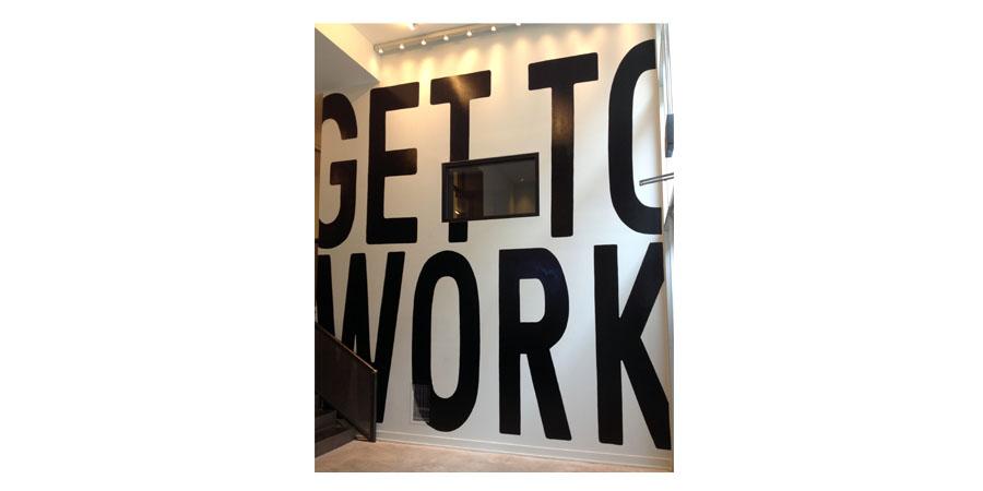Fitness Guru Gym, Dumbo Brooklyn 20 x 24'